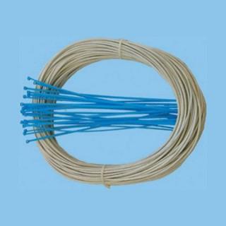 Kit filaire de branchement des prises - 25, 50 ou 100 m [- F.AC - Réseau Aspiration centralisée - Unelvent]