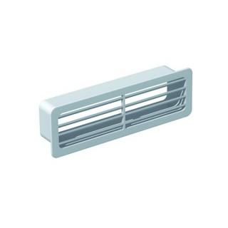 Grille extérieur - GER [- conduits PVC de Ventilation - Unelvent]