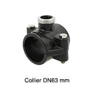 Collier DN 63 mm pour pH Perfect [- Accessoire régulateur automatique pour piscines - Zodiac]