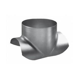 Piquage Express 90° en Té - Ø 80 à 1000 mm [- accessoires galvanisés VMC - Unelvent/Aldès/Atlantic]