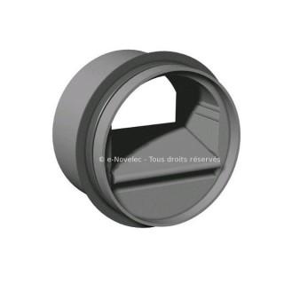 Régulateur de débit Basse Pression Ø 80 et 125 mm sans manchette [- accessoire VMC - Unelvent]