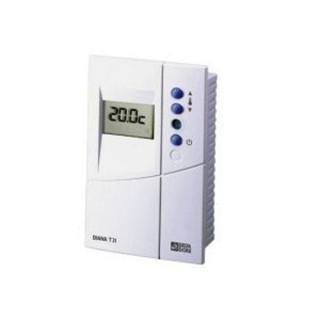 DIANA T30 PRO [- Thermostat d'ambiance pour ventilo-convecteur - Delta Dore]