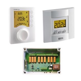 PACK DELTA 630 [- Régulation et programmation climatisation gainable - Delta Dore]