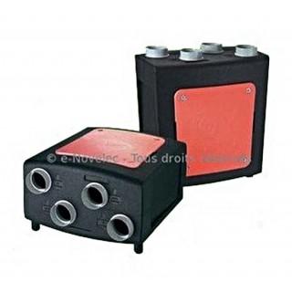 Vort Prometeo HR 400 PLUS MP (Manuel avec By-Pass automatique) [- VMC Double flux haut rendement - Vortice]