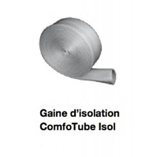 Gaine isolante - ComfoTube Isol [- Ø 75 ou 90 mm - Conduits et accessoires VMC en PE - Réseau ComfoTube - Zehnder]