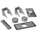 Kit de montage ComfoAir 350 pour 2 caissons silencieux de répartition ComfoWell 320 [- Réseau PEHD ComfoTube - Zehnder]
