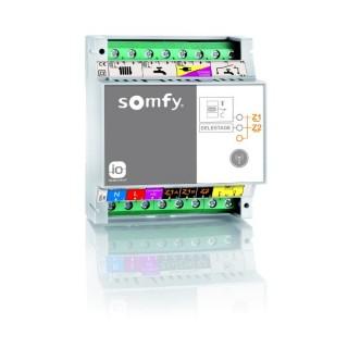 Capteur de consommation électrique - effet joule - TaHoma [- Accessoire pour box domotique - Somfy]