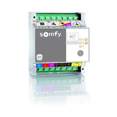 Capteur de consommation électrique - pompe à chaleur - TaHoma [- Accessoire pour box domotique - Somfy]
