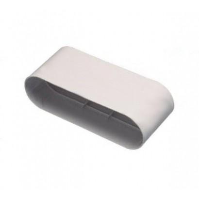 Raccord mâle MINIGAINE équivalent Ø 80 et 125 mm [- conduits rigides plastique pour ventilation - ALDES]