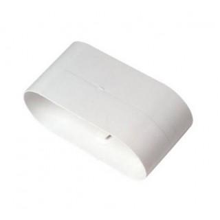 Raccord femelle MINIGAINE équivalent Ø 80 et 125 mm [- conduits rigides plastique pour ventilation - ALDES]