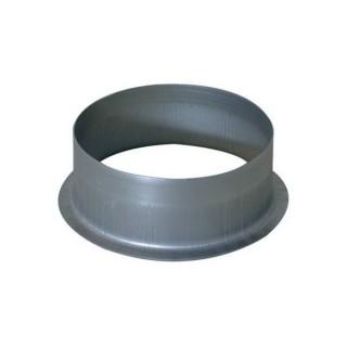 Piquage 90° sur plat - Ø 80 à 1000 mm [- accessoires galvanisés VMC - Unelvent / Atlantic / Aldès]