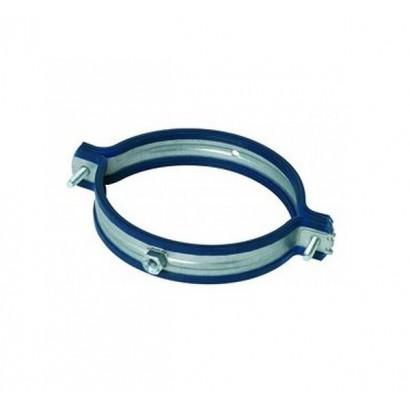 Collier support de conduit galva anti-vibratile - Ø 80 à 630 mm [- accessoires galvanisés VMC - Aldès]