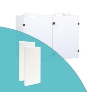 Filtres pour VMC Duolix Eco / Duolix Primo [- accessoire VMC double flux - Atlantic]