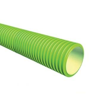 Conduit polyethylène circulaire Ø 90 mm - Longueur 25 mètres - CSR [- Conduits PEHD - Réseau Clip & Go - Atlantic]