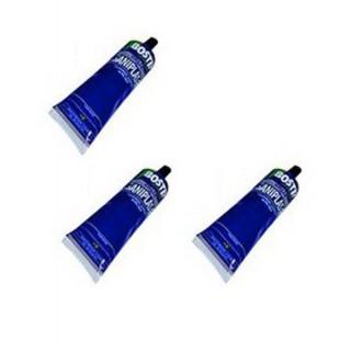 Lot de 3 tubes de colle PVC [- Réseau Aspiration Centralisée - Aldès]