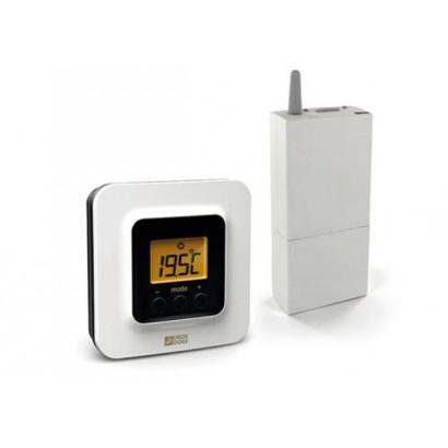 TYBOX 5100 [- Thermostat de zone pour TYDOM 4000 ou TYBOX 2020 WT - Chaudière et PAC non réversible - Delta Dore]