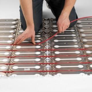 ECflex 10T - câble chauffant 10 W/m (anciennement DEVIcell) [- Plancher chauffant électrique rénovation - Deléage / Danfoss]