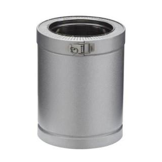 Elément droit 25 cm Therminox ZI - ED 250 [- conduits isolés intérieurs - Poujoulat]