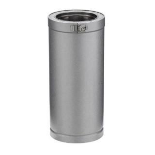 Elément droit 45 cm Therminox ZI - ED 450 [- conduits isolés intérieurs - Poujoulat]