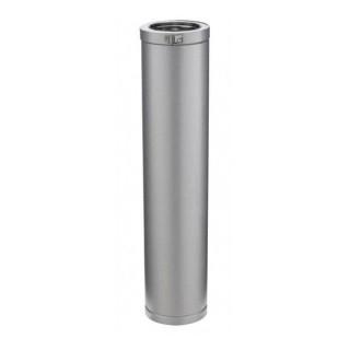 Elément droit 95 cm Therminox ZI - ED 1000 [- conduits isolés intérieurs - Poujoulat]
