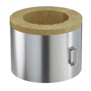 Coquille isolante (plafond) Therminox TZ - COQISOL [- conduits isolés intérieurs - Poujoulat]