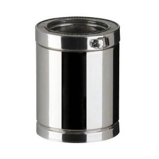 Elément droit 25 cm Therminox TI - ED 250 [- conduits isolés extérieurs - Poujoulat]