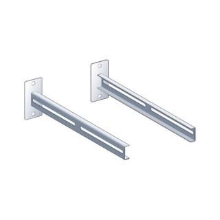 Rallonge pour collier mural réglable 20 à 40 cm Therminox TZ - RCM 20-40 [- conduits isolés extérieurs - Poujoulat]
