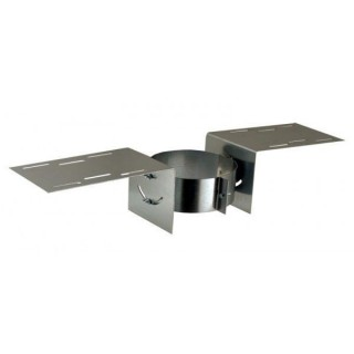 Maintien au toit Therminox TZ - SAT [- conduits isolés extérieurs - Poujoulat]