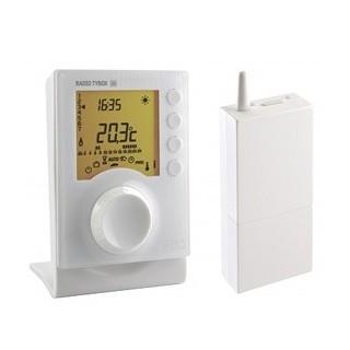 RADIO TYBOX 813 [- Thermostat programmable radio pour pompes à chaleur - Delta Dore]