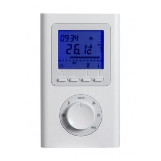 Thermostat d'ambiance programmable RF-PROG (Radio Fréquence) - HP-207-RF [- Acova]