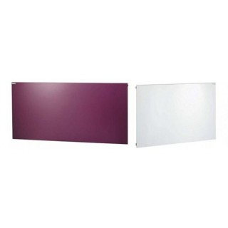 ALTIMA horizontal simple - VM - BLANC ou COULEUR [- Radiateur Chauffage Central - ACOVA]