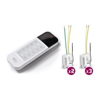 Pack TYXIA 530 [- Pack Micromodules Eclairage et Volets Roulants - Centralisation des commandes - 5 voies - Delta Dore]