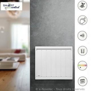 SOLEIDOU Horizontal - Blanc - Smart ECOControl [- Radiateur Inertie Fonte - Applimo]