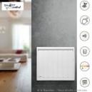 CALIDOU Horizontal - Blanc - Smart ECOControl [- Radiateur Inertie Fonte - Noirot]