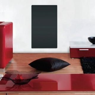 SOLARIS vertical - Ligne Soft Touch - largeur 63 cm [- Radiateur Inertie Verre - Fondis]