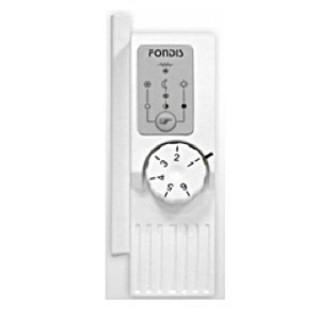 Thermostat électronique intégré pour radiateurs Fondis (VFI) [- Pièce de SAV - ni repris - ni échangé - FONDIS]