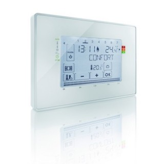 Thermostat prog. filaire [- Thermostat - Somfy]