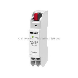 Module KNX/EIB [- KWL-KNX - Accessoire VMC Double flux Très Haut Rendement - Helios]