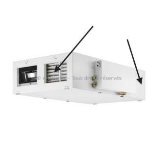 Filtre F5 ou F7 pour VMC KWL 1400 D PRO ou PRO WW [- Filtration VMC Double flux - Helios]