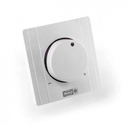 ESU 1 - Régulateur encastré 1 A pour ventilateurs monophasés [- Régulateurs Ventilateurs - HELIOS]