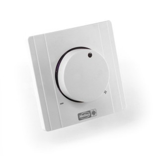 ESU 3 - Régulateur encastré 2,5 A pour ventilateurs monophasés [- Régulateurs Ventilateurs - HELIOS]