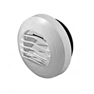 Bouche hygroréglable salle de bain Ø 125 mm [- Bouche VMC Hygro - HELIOS]