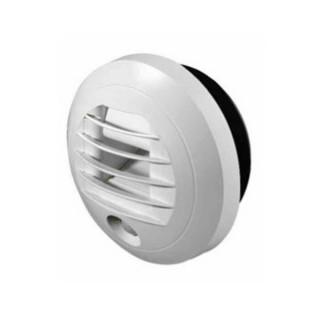 Bouche WC Ø 125 mm avec détection de mouvement [- Bouche VMC Hygro - HELIOS]
