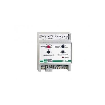 T3 sm [- Thermostat modulaire proportionnel - Tertiaire - Delta Dore]