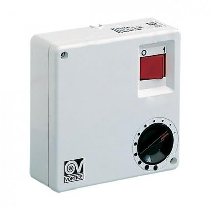 Régulateur électronique de vitesse C1.5. (1,5 A) pour aérateurs Vortice [- Régulation aérateurs - Vortice]