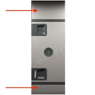 Cache gaine pour InspirAIR Home SC240 [- accessoire VMC - InspirAIR Home - ALDES]