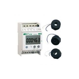 TYWATT 40 TRI [- Indicateur de consommations en kWh - Delta Dore]