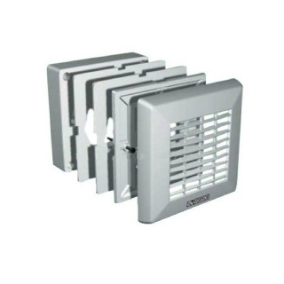 Kit de fixation vitre pour Vortice Punto [- Accessoires Aérateur PUNTO - Vortice]