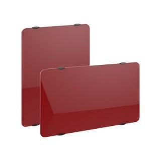 CAMPAVER ULTIME 3.0 Rouge Carmin [- Radiateur Inertie Verre - Campa]
