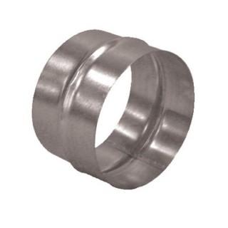Manchon Raccord Mâle Aluminium - Ø 125 à 500 mm [- RM alu - Conduits Alu Ventilation - Aldes]